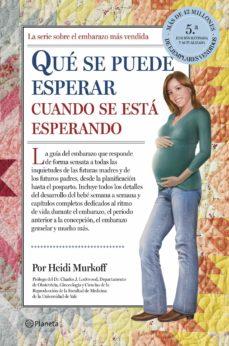 que se puede esperar cuando se esta esperando (5ª ed.)-heidi murkoff-mazel sharon-9788408122975