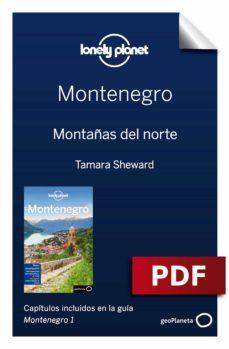 montenegro 1. montañas del norte (ebook)-peter dragicevich-9788408189275