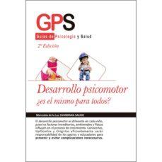 Pdf descargar ebook descargar DESARROLLO PSICOMOTOR, ¿ES EL MISMO PARA TODOS? (2ª ED.) iBook de MERCEDES ZAMBRANO SALIDO en español