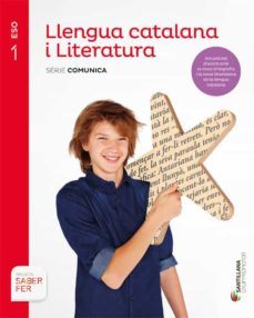 Permacultivo.es Llengua I Literatura Catalana 1º Educacion Secundaria Comunica Saber Fer Amb Tu Ed 2019 Catala Image