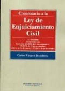 Permacultivo.es Comentario A La Ley De Enjuiciamiento Civil Image