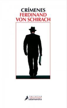 crímenes (ebook)-ferdinand von schirach-9788415470175