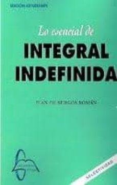 Eldeportedealbacete.es Lo Esencial De Integral Definida (2º Ed.) Image