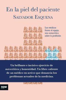 Libros gratis para descargar a reproductores de mp3. EN LA PIEL DEL PACIENTE en español