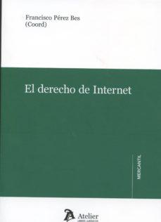 el derecho de internet-francisco perez-bes-9788416652075
