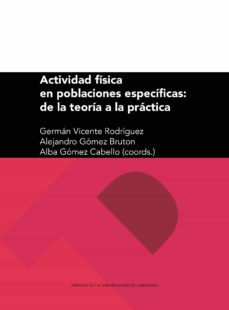 actividad física en poblaciones específicas: de la teoría a la práctica (ebook)-9788417358075