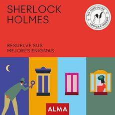 sherlock holmes: resuelve sus mejores enigmas (cuadrados de diver sión)-9788417430375