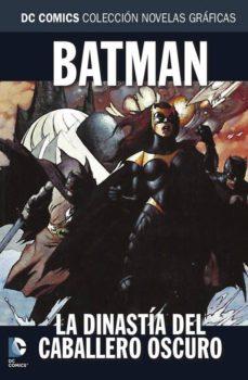 colección novelas gráficas nº 75: batman: la dinastía del caballero oscuro-9788417480875