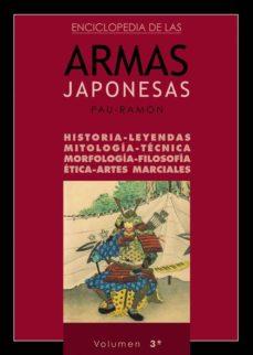 enciclopedia de las armas japonesas (vol. 3)-pau ramon-9788420304175