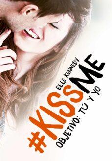 Descarga gratuita de libros electrónicos de itouch OBJETIVO: TU Y YO (#KISSME 2)