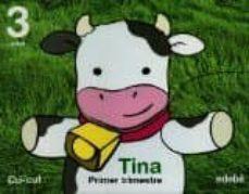 Permacultivo.es Tina - Cu-cut 3 Anys - Primer Trimestre. Ed. Infantil Image