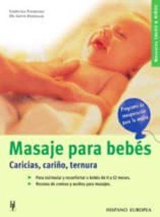 Ebooks descargados mac MASAJE PARA BEBES  (Literatura española) 9788425514975