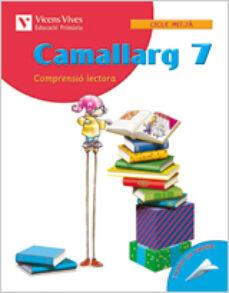 Bressoamisuradi.it Camallarg 7, Llengua I Literatura: Quadern Comprensio Lectora (4º Educacio Primaria) Image