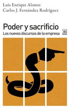 poder y sacrificio (ebook)-luis enrique alonso-carlos j. fernandez rodriguez-9788432319075