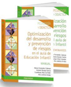 Upgrade6a.es Pack-optimización Del Desarrollo Y Prevención De Riesgos En El Au La De Educación Infantil Image
