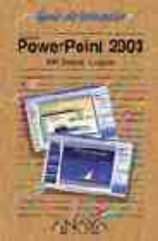 Viamistica.es Power Point 2003 (Guia De Iniciacion) Image