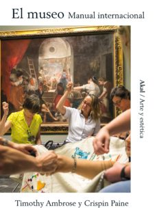 Descarga gratuita de Real book 3 EL MUSEO: MANUAL INTERNACIONAL (Literatura española) de CRISPIN PAINE, TIMOTHY AMBROSE PDF DJVU 9788446047575