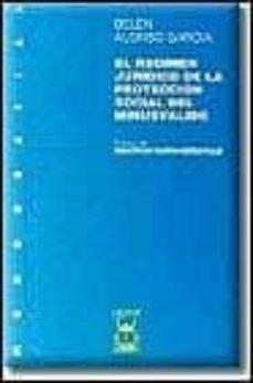 EL REGIMEN JURIDICO DE LA PROTECCION SOCIAL DEL MINUSVALIDO - BELEN ALONSO GARCIA | Triangledh.org