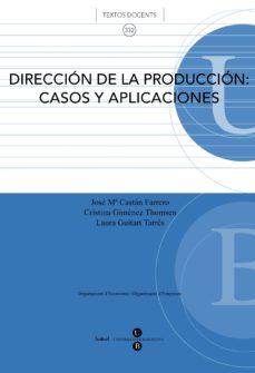Inmaswan.es Direccion De La Produccion: Casos Y Aplicaciones Image