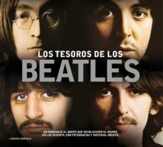 los tesoros de los beatles-terry burrows-9788448069575