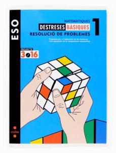 Srazceskychbohemu.cz Matematiques 1r Eso Quadern Destreses Basiques Resolucio De Probl Emes Nº 1(3.16) Image