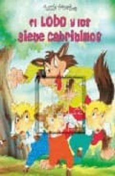 Puzzle El Lobo Y Los Siete Cabritillos Vv Aa Comprar Libro 9788466217675