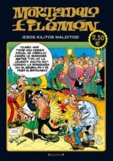 mortadelo y filemon ¡esos kilitos malditos!-9788466648875