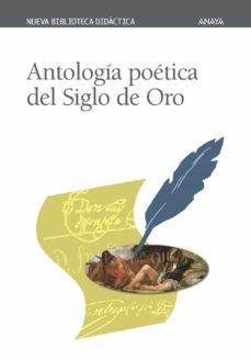 antologia poetica del siglo de oro-9788466703475