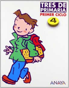 Geekmag.es Tres De Primaria 4 (1er Ciclo) (Ed. 2004) Image