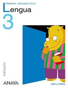 Padella.mx Lengua 3. Educación Primaria Segundo Ciclo Image