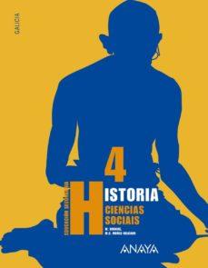 Padella.mx Historia 4. Educación Secundaria Obligatoria Segundo Ciclo Image