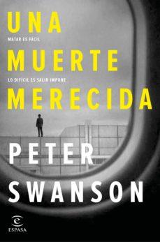 Descargar libros en español gratis. UNA MUERTE MERECIDA (Literatura española) FB2