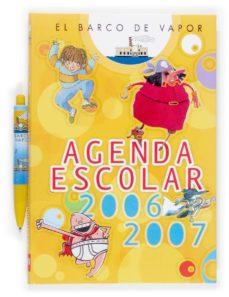 Padella.mx Agenda Escolar 06/07 El Barco De Vapor (Edad Entre 8 Y 12 Años) Image