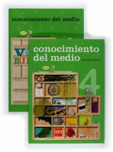 Permacultivo.es Conocimiento Del Medio Nuevo Trotamundos 4º Primaria Ed 2008 Cast Valencia Image