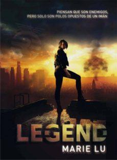 Resultado de imagen de legend marie lu