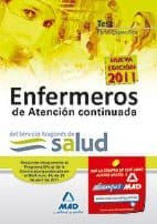 Encuentroelemadrid.es Enfermeros De Atencion Continuada Del Servicio Aragones De Salud. Test Parte Especifica Image