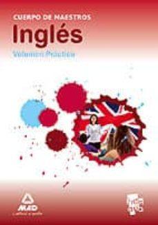 Geekmag.es Cuerpo De Maestros. Ingles. Volumen Practico. Image