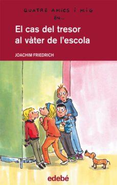 Geekmag.es El Cas Del Tresor Al Vater De L Escola (Cuatro Amigos Y Medio) Image