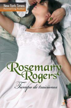 tiempo de traiciones (ebook)-rosemary rogers-9788468730875