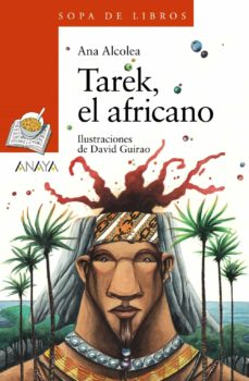 tarek, el africano-ana alcolea-9788469835975