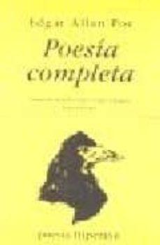 poesia completa-edgar allan poe-9788475176475