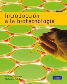 Libros descargables gratis para teléfonos android INTRODUCCIÓN A LA BIOTECNOLOGÍA (Literatura española) 9788478291175