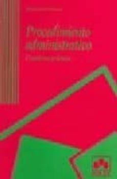 procedimiento administrativo: cuestiones practicas-enrique linde paniagua-9788478799275
