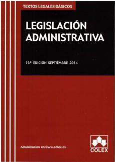 Cdaea.es Legislación Administrativa Image