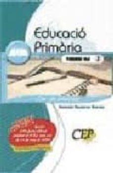 Encuentroelemadrid.es Temari Oposicions Vol. I Cos De Mestres: Educacio Primaria Image