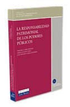 responsabilidad patrimonial de los poderes publicos-juan a. carrillo donaire-francisco lopez menudo-emilio guichot reina-9788484066675