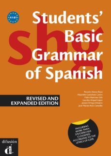 Descargar ebook gratis nuevos lanzamientos STUDENTS  BASIC GRAMMAR OF SPANISH. REVISED AND EXPANDED EDITION de  9788484434375 RTF PDB