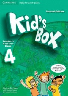 Libros en pdf para descargar KID S BOX FOR SPANISH SPEAKERS LEVEL 4 TEACHER S RESOURCE BOOK WITH AUDIO CDS (2) 2ND EDITION (Literatura española) 9788490367575