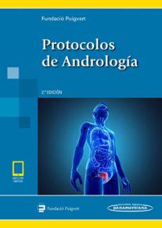 Libro de descarga gratuita en formato pdf. PROTOCOLOS DE ANDROLOGIA (2ª ED.) de EDUARDO RUIZ CASTAÑE