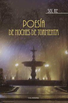 (I.B.D.) POESIA DE NOCHES DE TORMENTA - SOL RE | Adahalicante.org